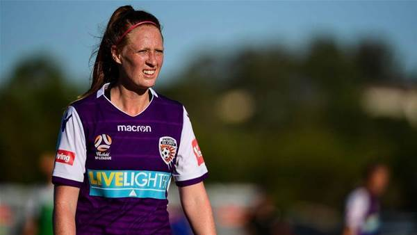 Perth Glory re-sign experienced trio