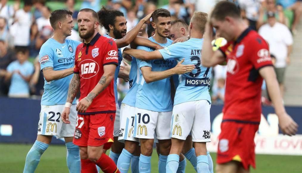 Player Ratings: Melbourne City v Adelaide United