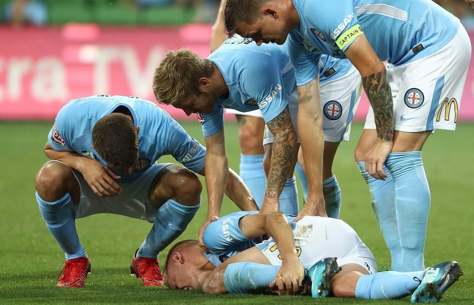 Joyce hopeful on Atkinson injury