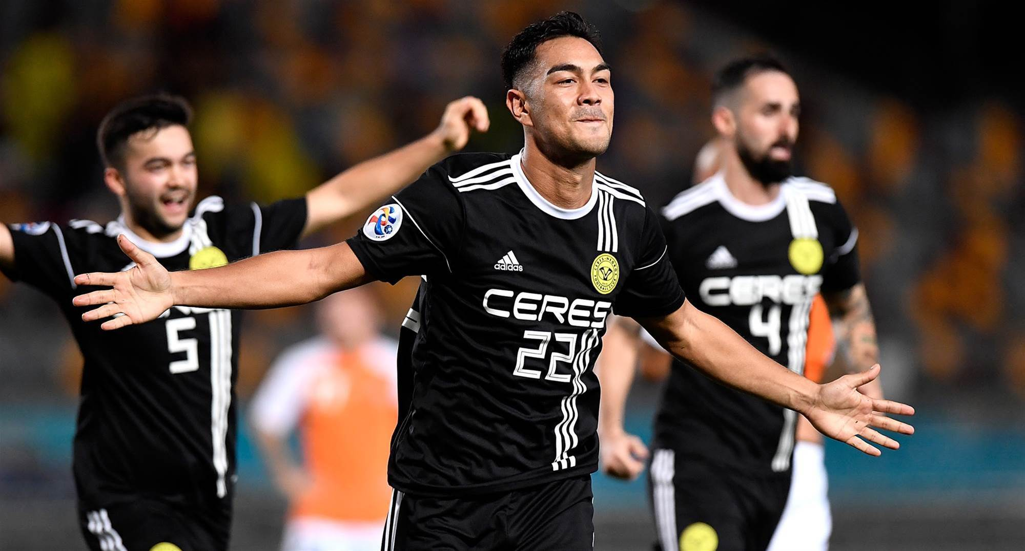 ACL: Brisbane Roar v Ceres-Negros player ratings