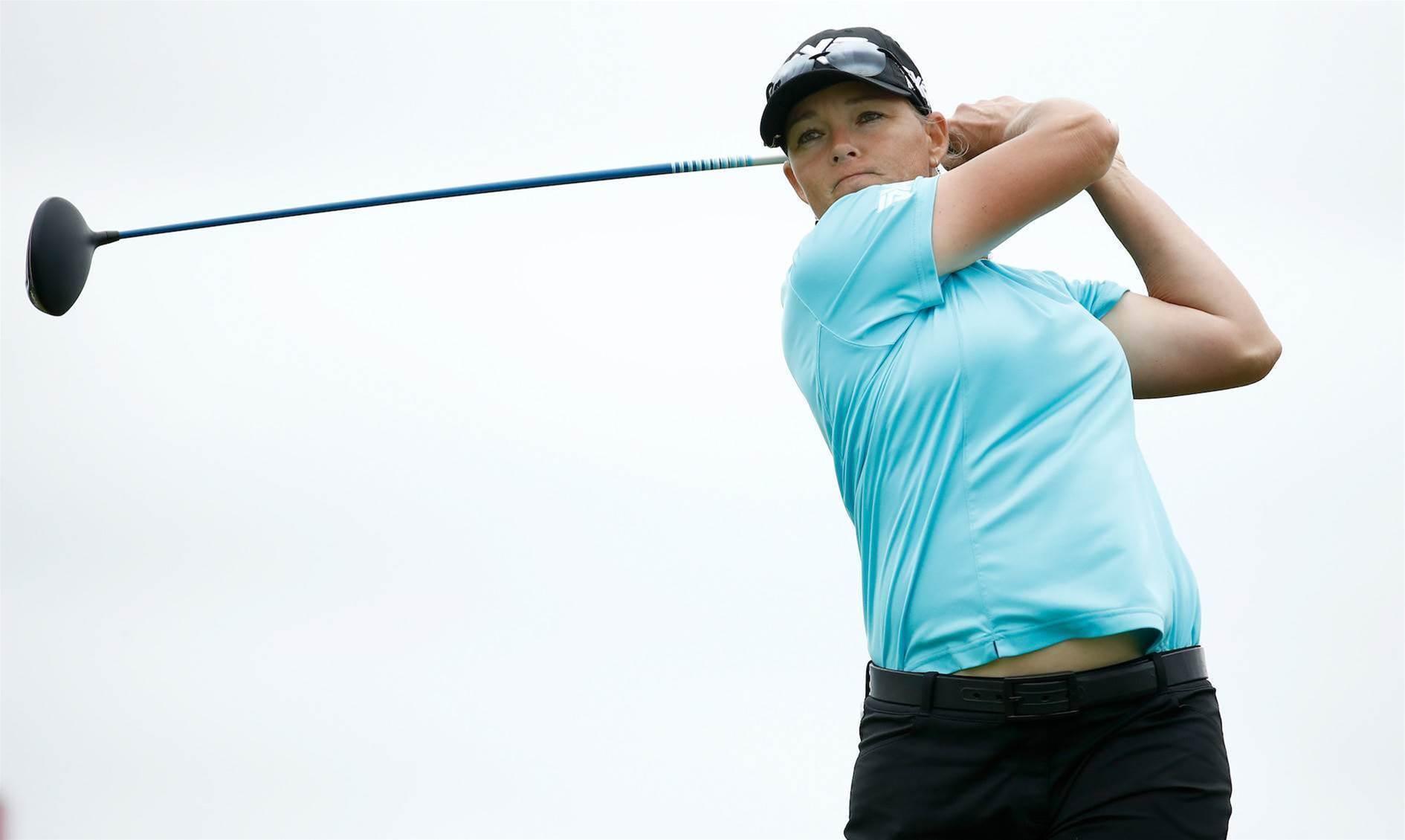 Aussies in the hunt at LPGA season opener