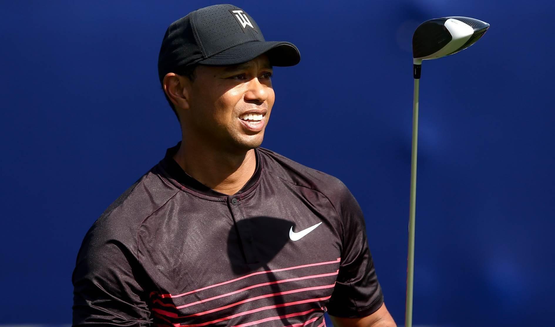 Tiger solid in PGA Tour comeback
