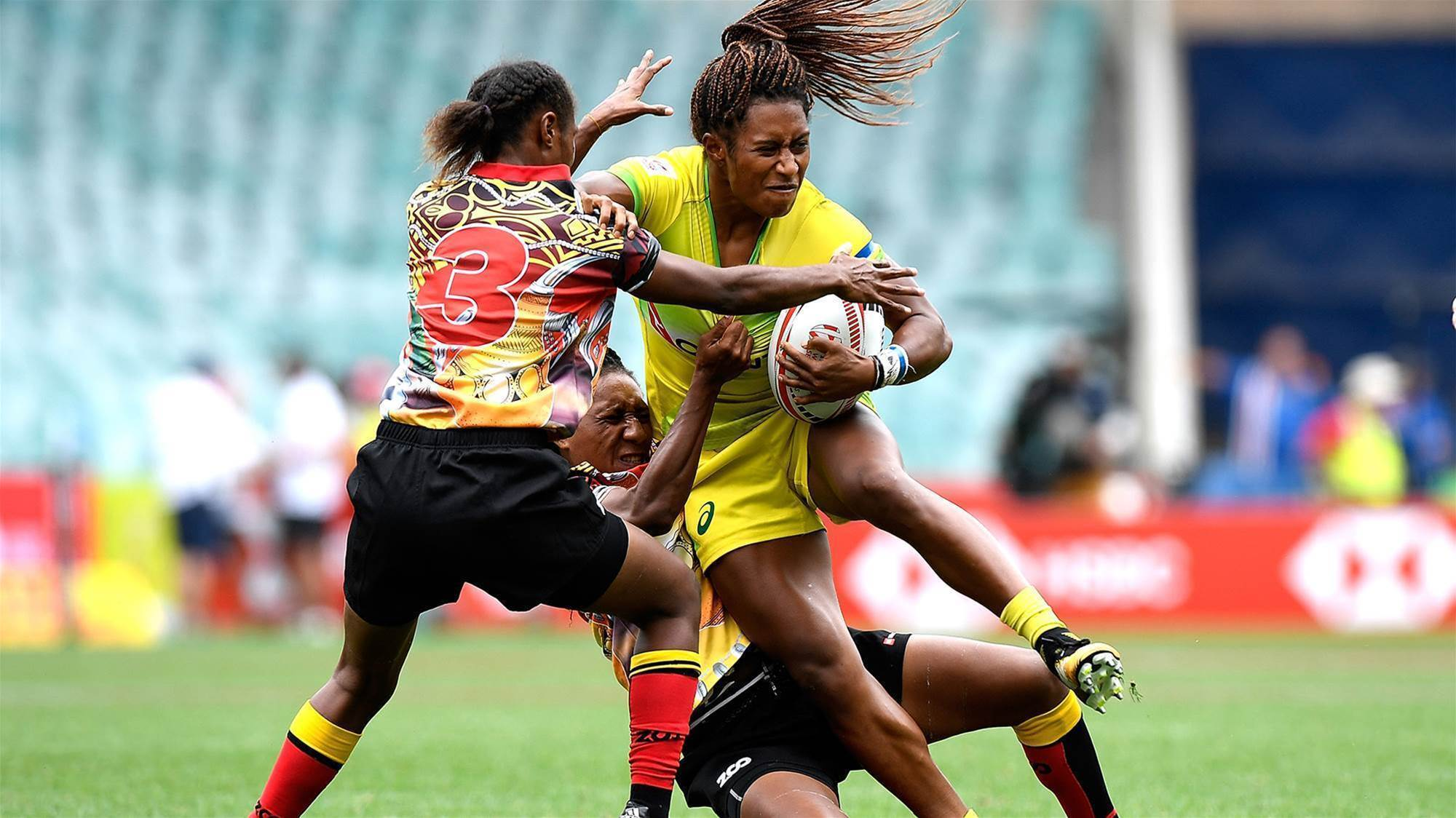 Aussies ready for tough opening match against PNG