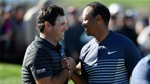 Woods picks himself to play Presidents Cup