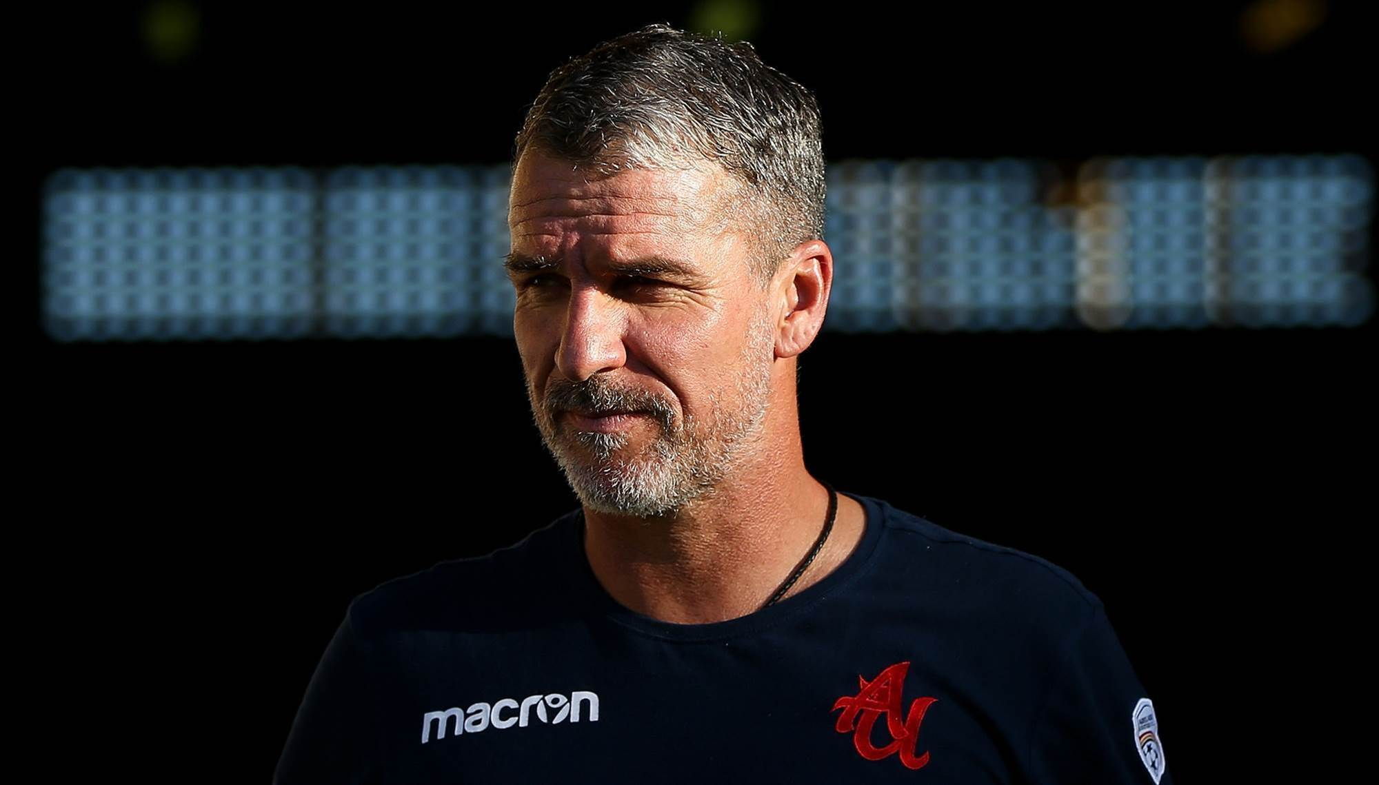 Marco Kurz cool on possible Scott Galloway signing