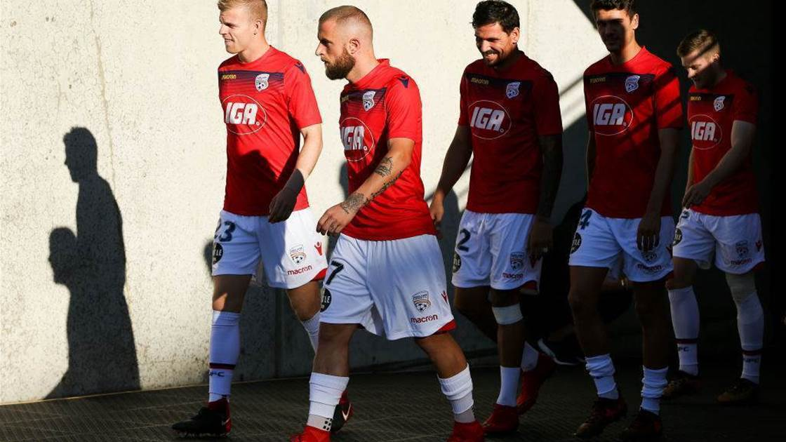 Adelaide United confirm massive cleanout