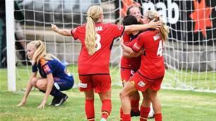 Adelaide re-sign four promising stars