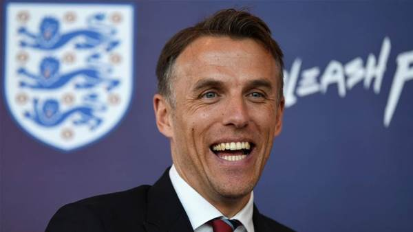 Report: Matildas line up Phil Neville for coach