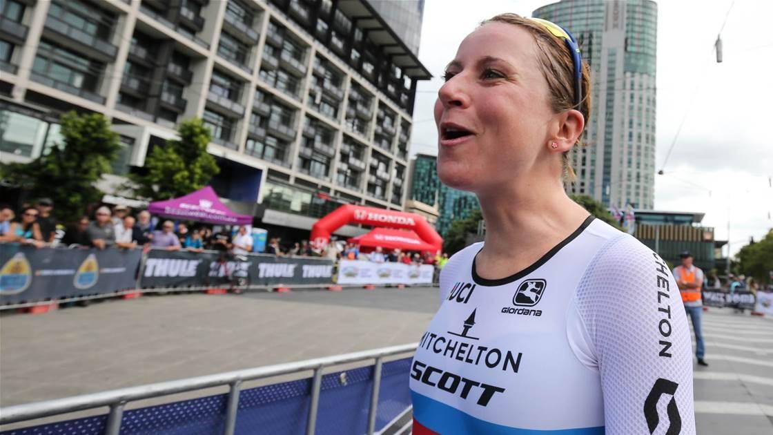 Van Vlueten Seals Giro Win
