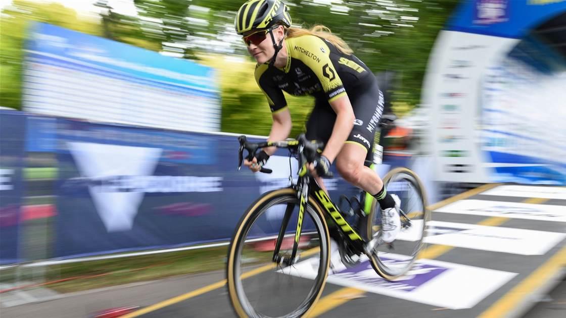 Giro Rosa Stage 4 Recap