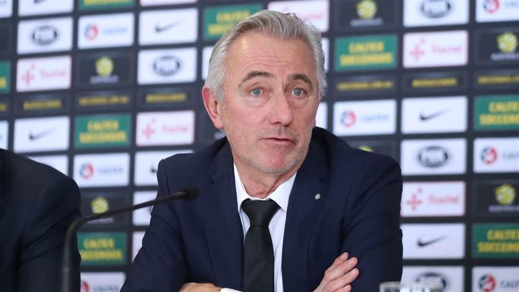 Van Marwijk names final Socceroos squad
