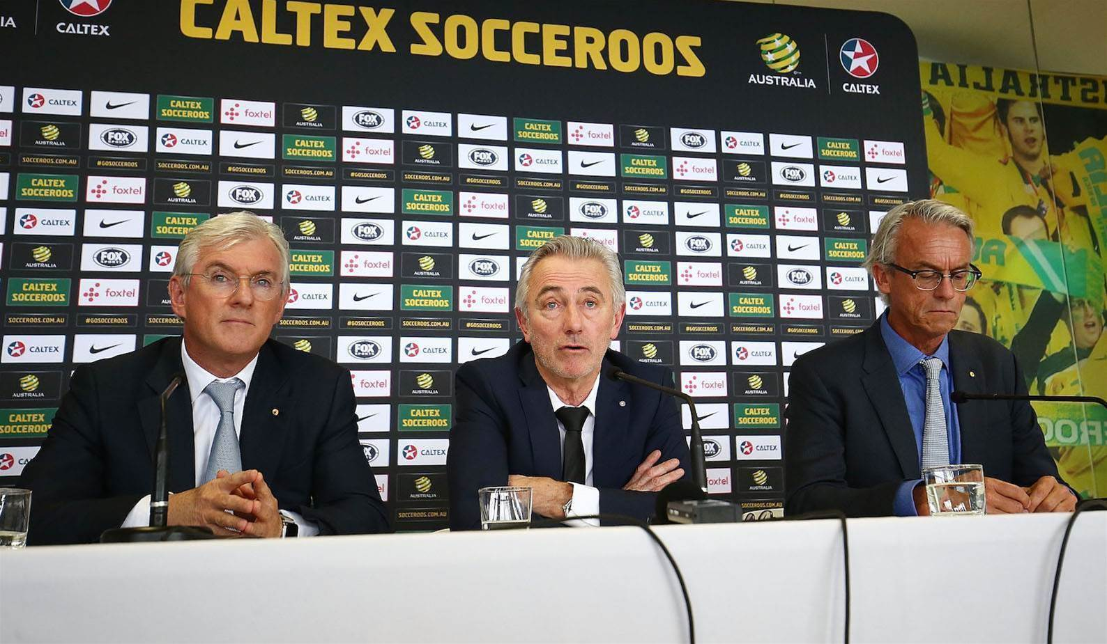 Gallop: Van Marwijk was our number one target