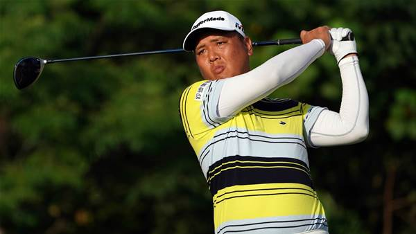 Panasonic Open: Lu shares opening honours with Japanese duo