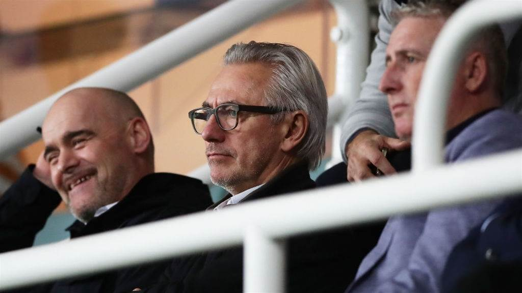 Van Marwijk gives the A-League mixed review