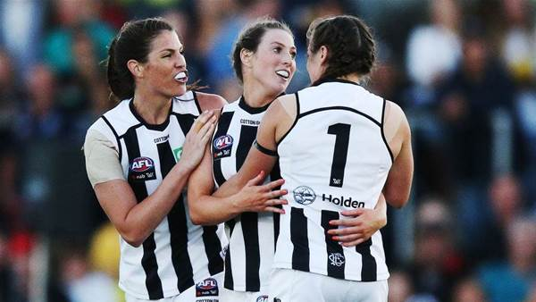 'She's got a bit of X-Factor': Collingwood Magpies AFLW Preview