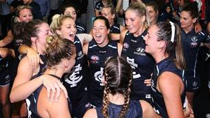 'Consistency, not Premierships': Carlton Blues AFLW Preview