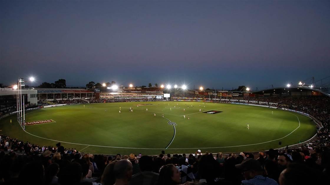 No home ground advantage for minor premiers