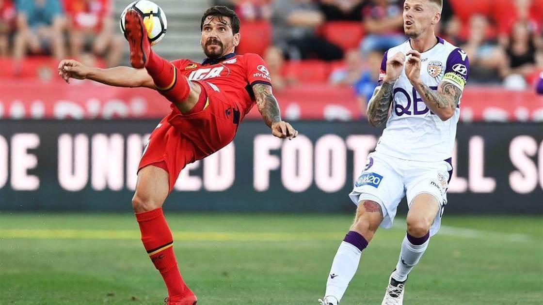 Player Ratings: Adelaide United v Perth Glory
