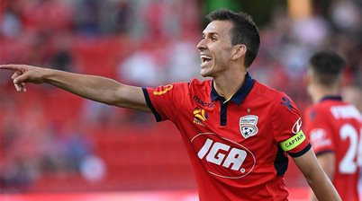 Adelaide vow to take up the fight to Glory