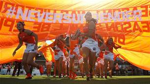 'The Big Big Sound' is back: Greater Western Sydney Giants AFLW Preview