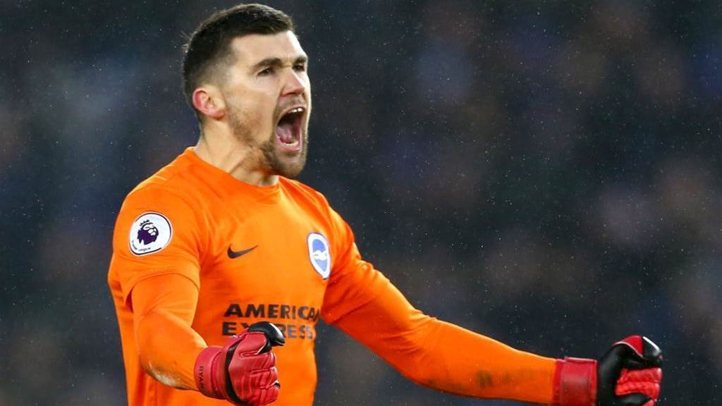 Mat Ryan awarded BBC honour
