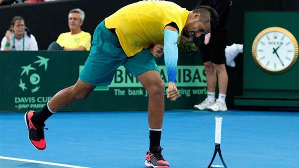 Kyrgios: I would have been banned for six years