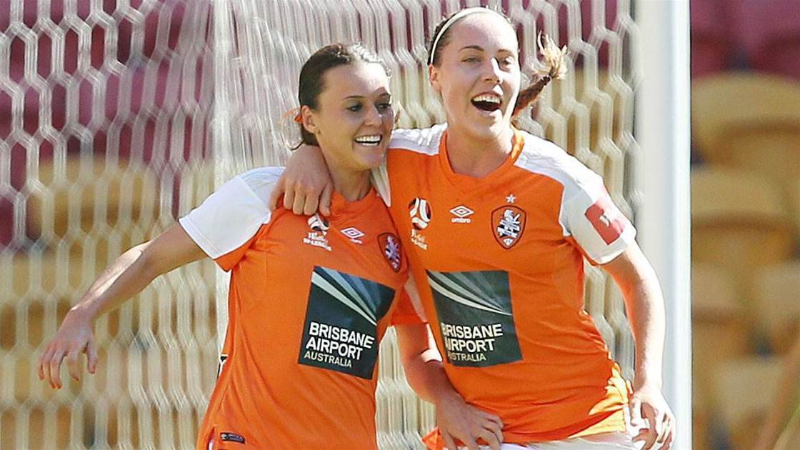 Portland Thorns duo to Roar again