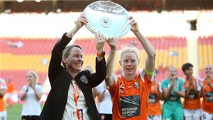 Women's football poverty forcing coaches to walk away