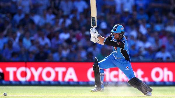 Is this the future of cricket?
