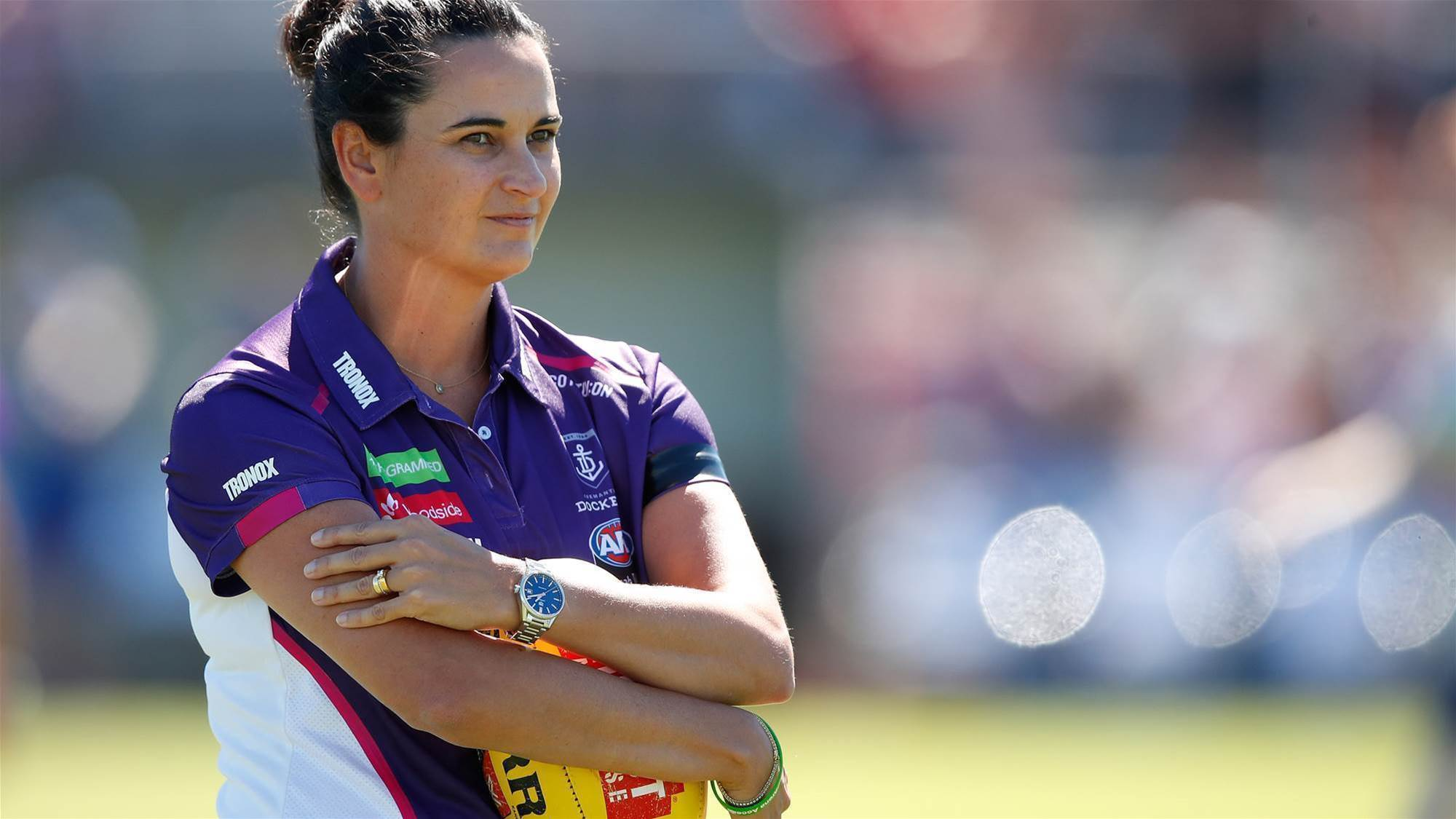 Second coach departs AFLW team