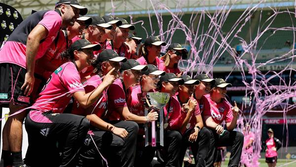Exciting WBBL draw has been announced