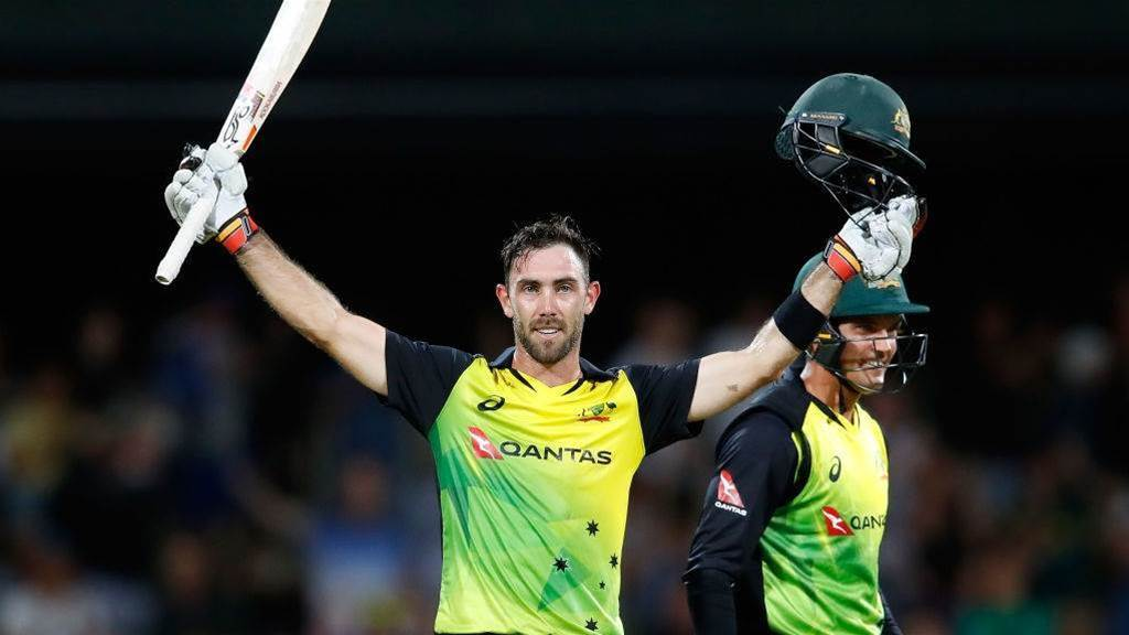 Maxwell is the star of Australia's summer