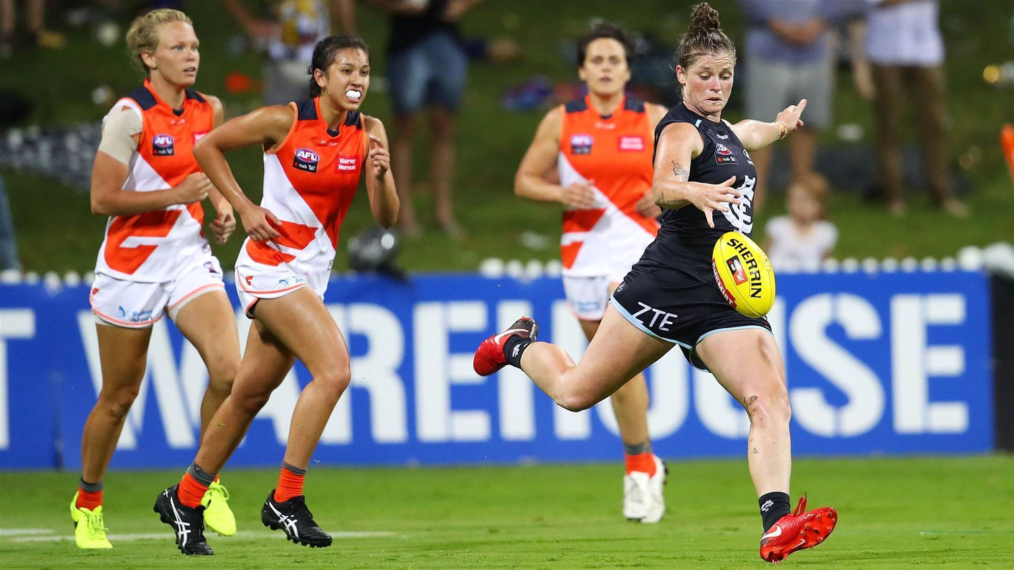 Bri Davey out for season