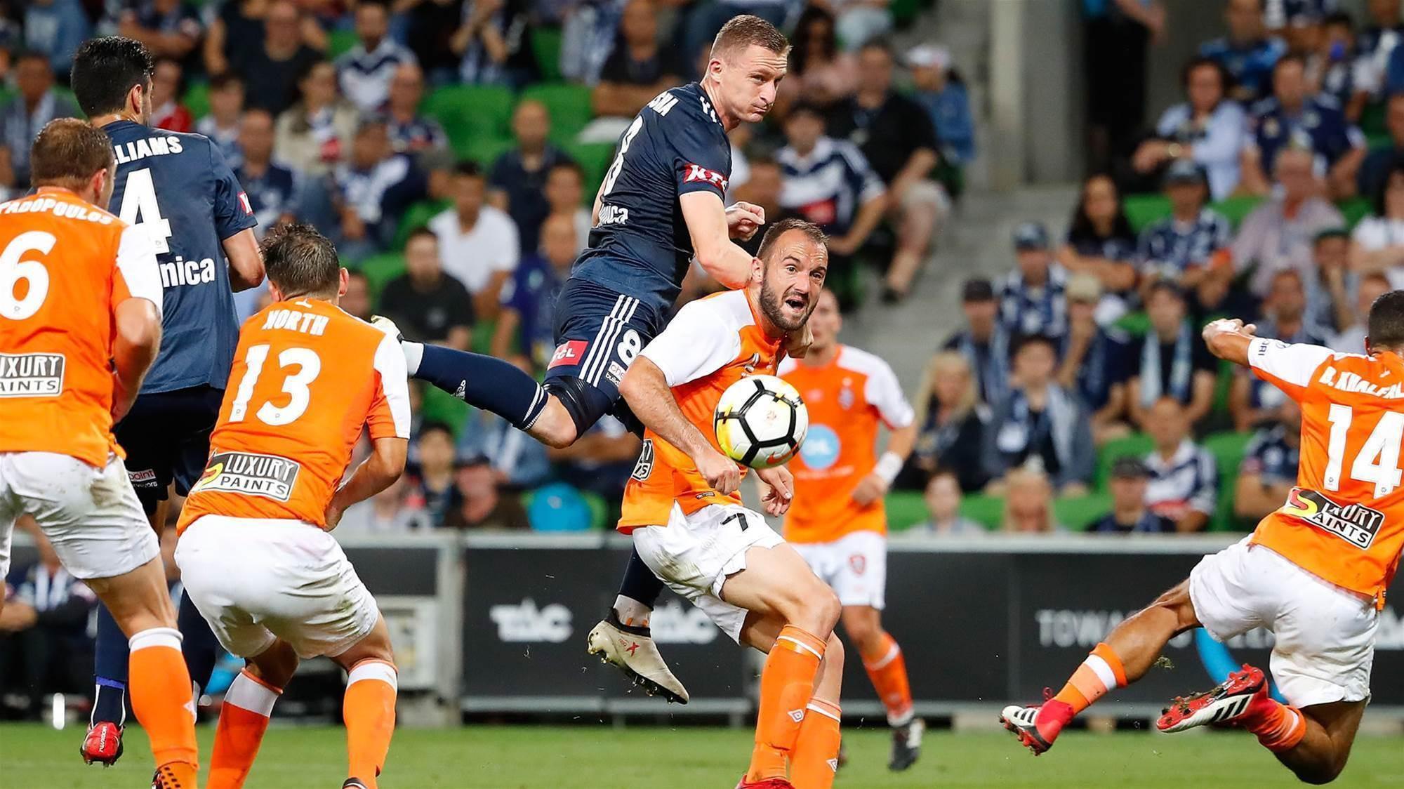 Melbourne Victory v Brisbane Roar player ratings