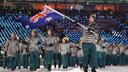 Australia tells Olympic athletes to prepare for 2021