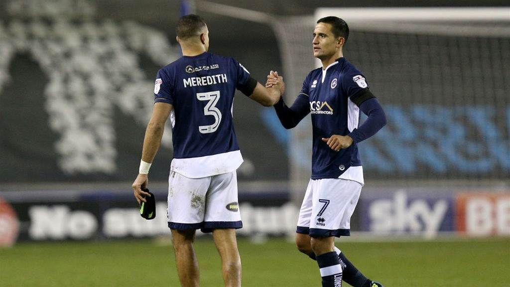 Cahill and Meredith rocketing towards EPL promotion