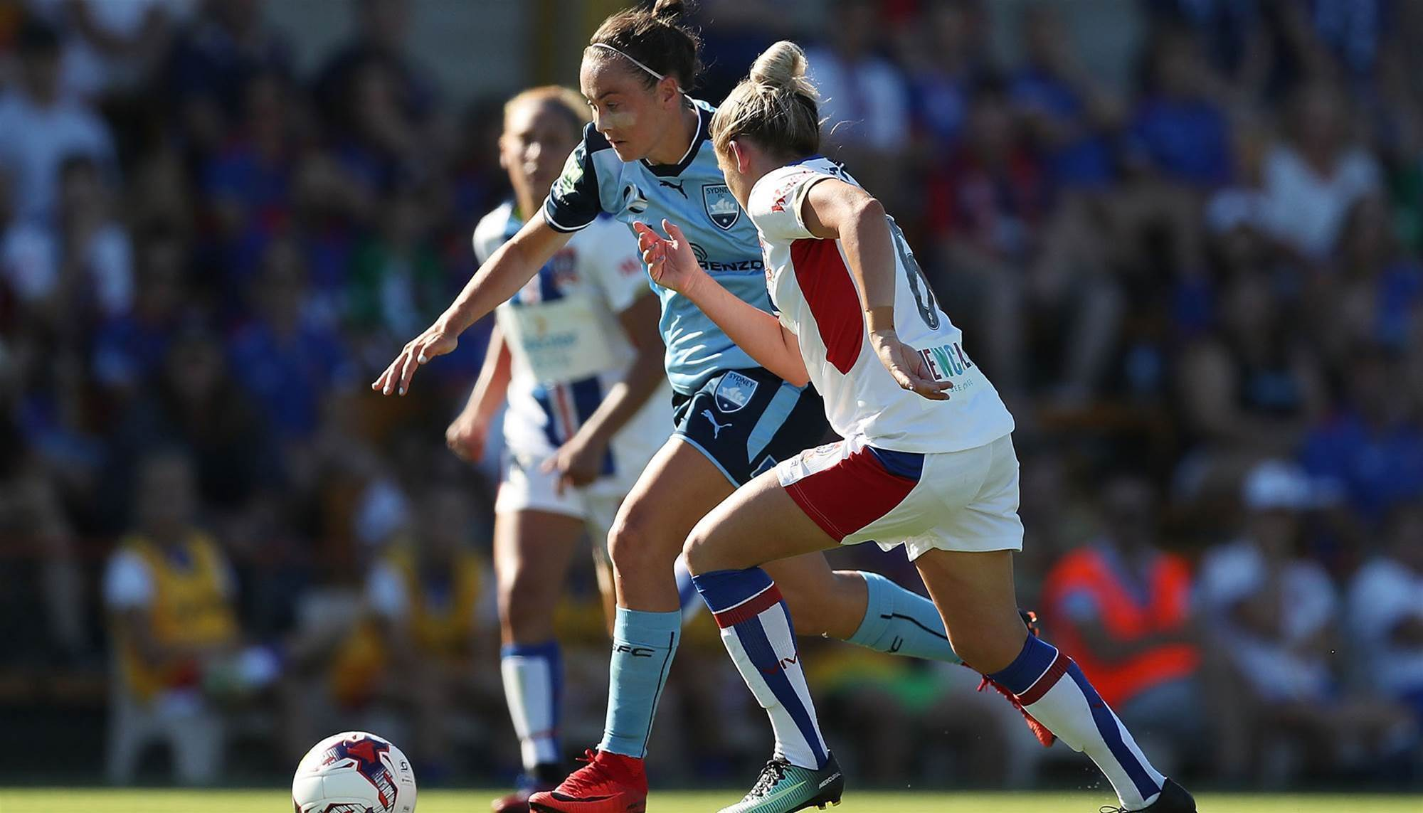 W-League Semi-Final: Sydney survive gutsy Jets fightback