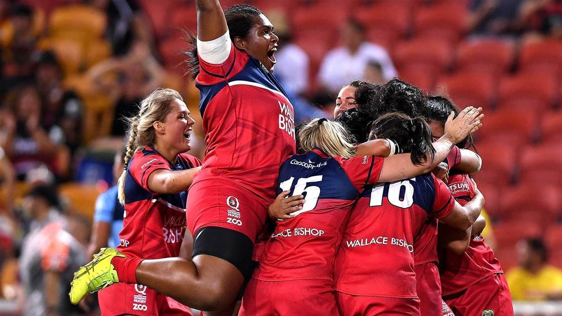 Queensland Reds take Rugby Tens