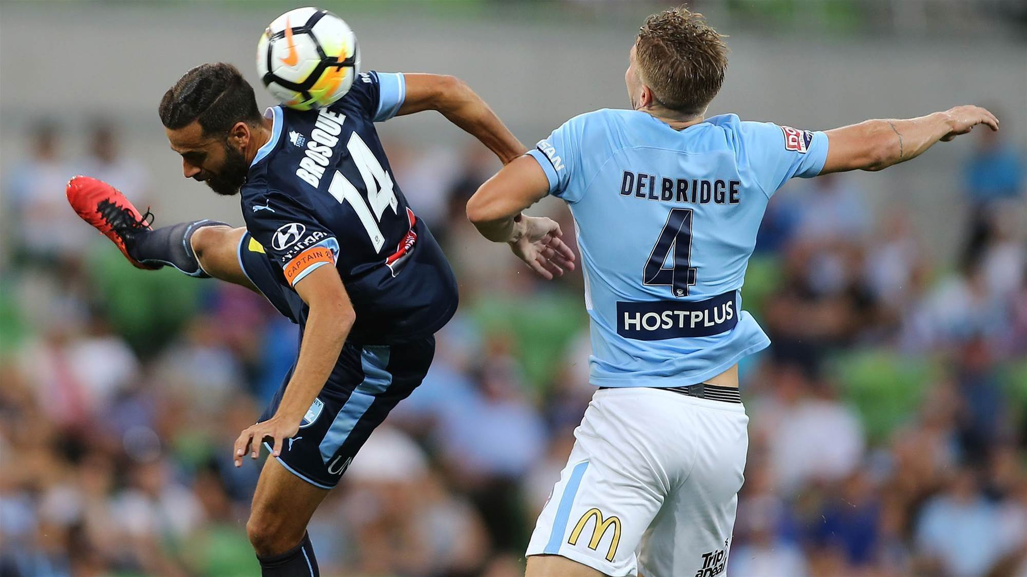 Melbourne City v Sydney FC player ratings