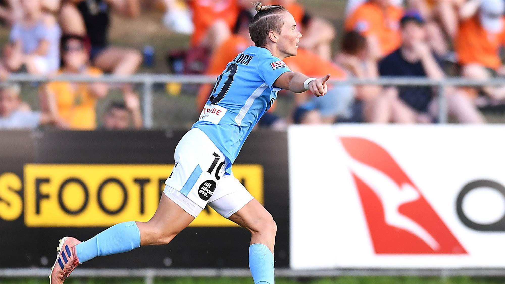 Jess Fishlock: City are the best