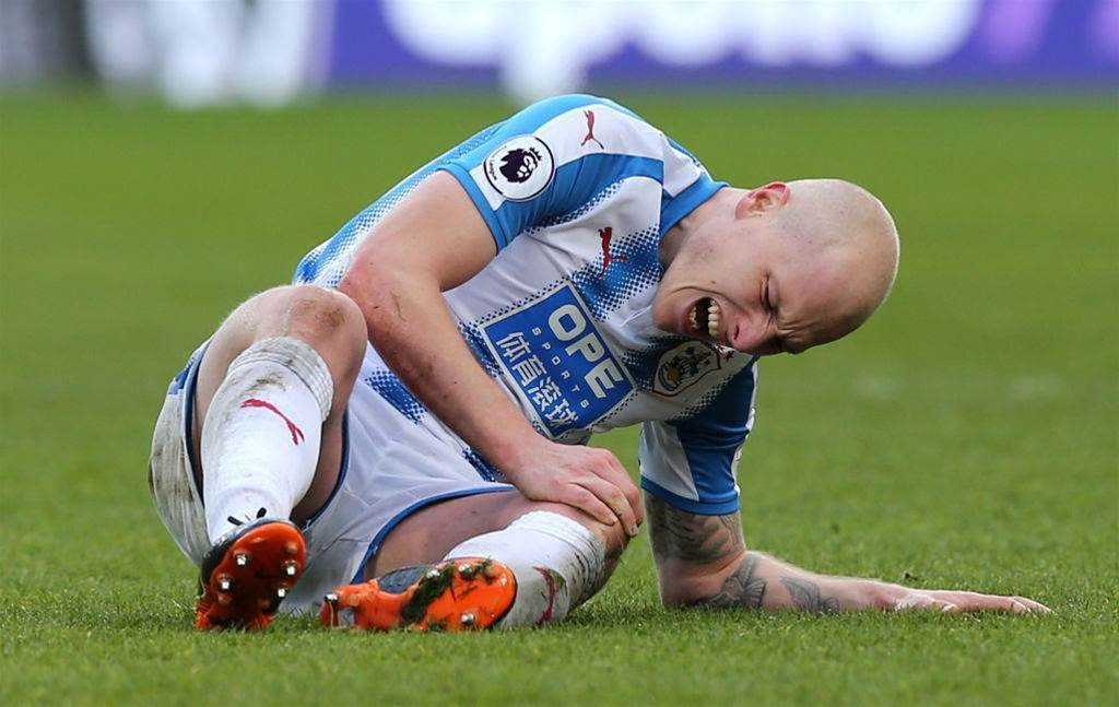 Aaron Mooy's gruesome injury revealed