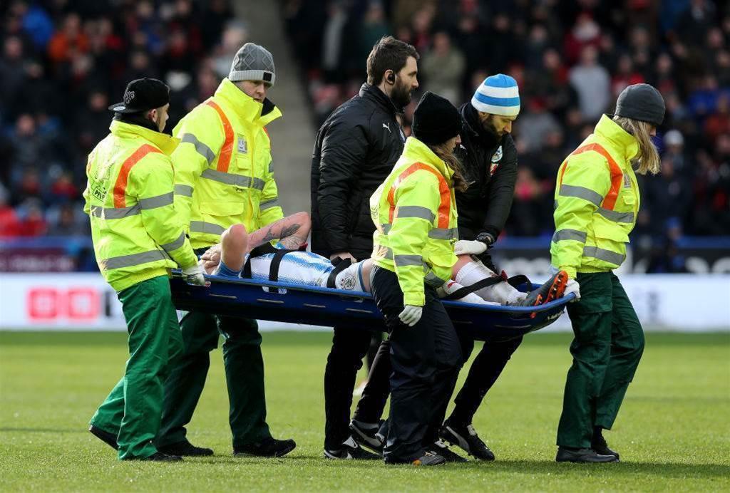 Mooy hurt in Huddersfield win