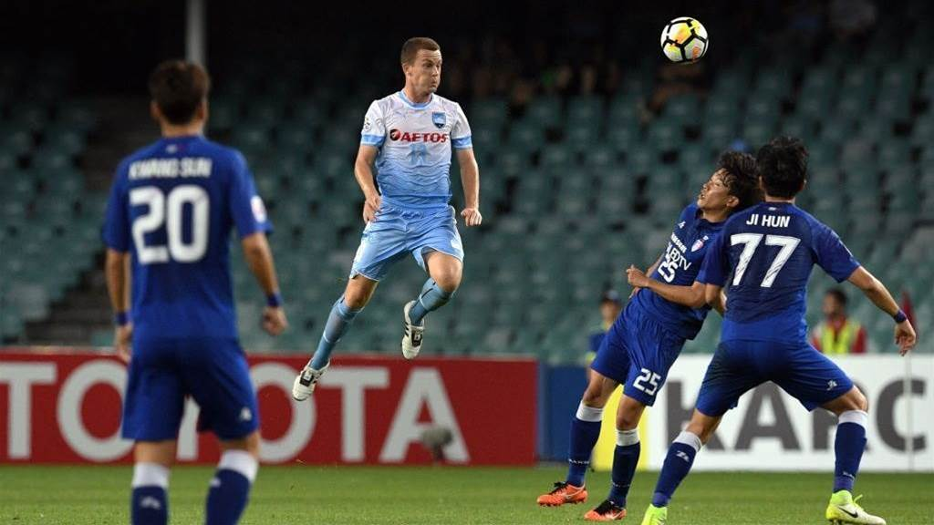 Player Ratings: Sydney FC v Suwon Bluewings