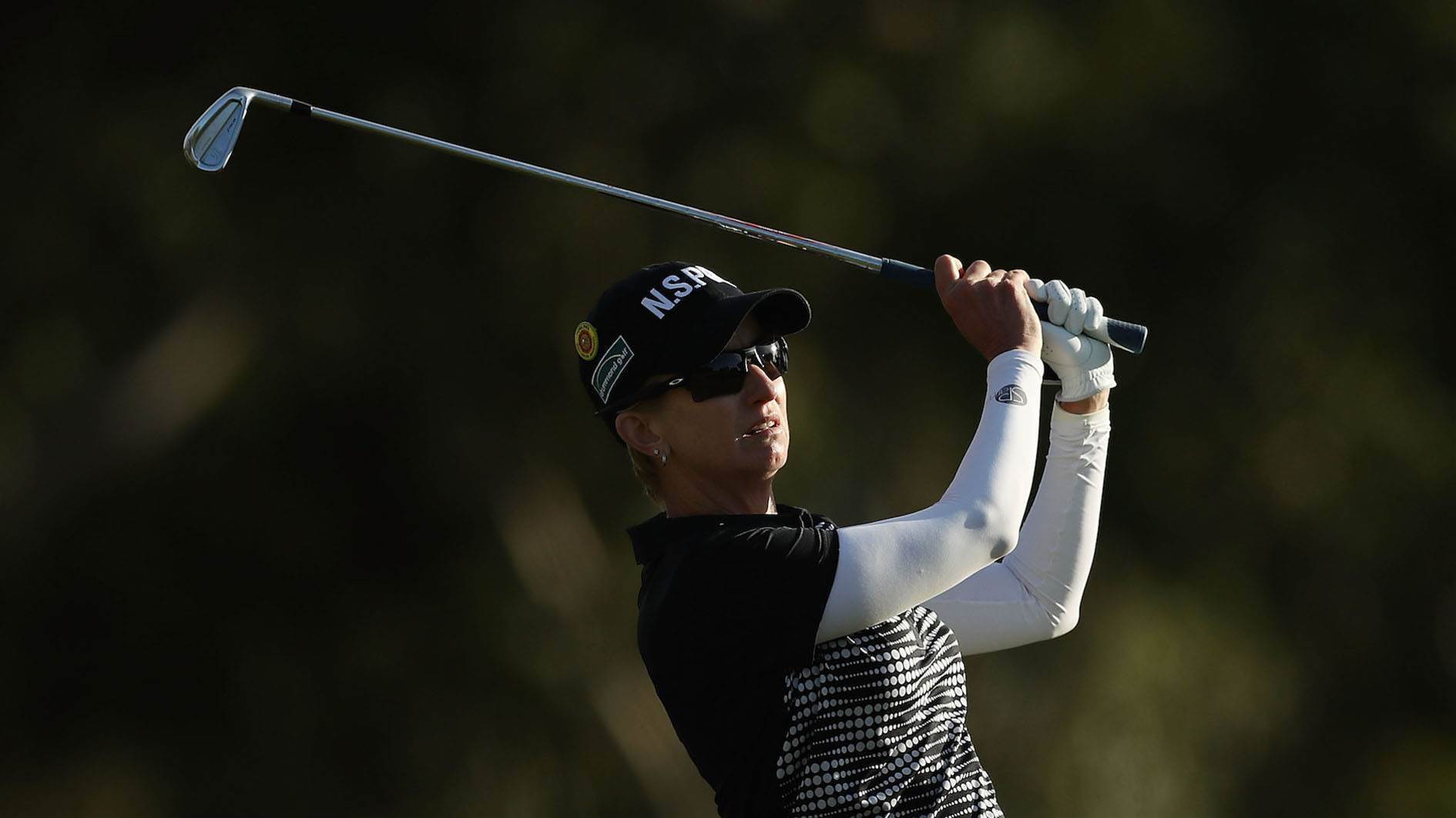 Webb cut, Korea's Ko leads Australian Open