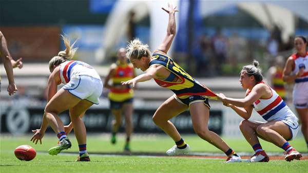 Rajčić loving the switch to AFLW