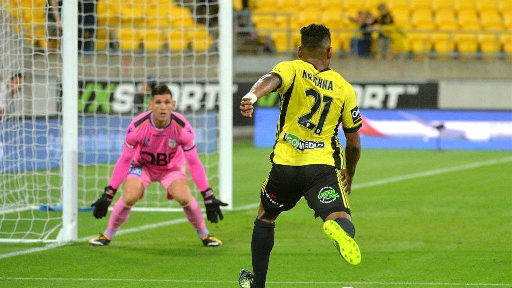 Wellington Phoenix v Perth Glory player ratings