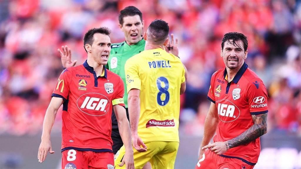 Adelaide v Mariners player ratings