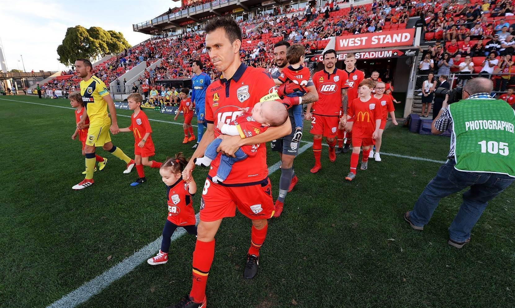 Adelaide United sold to foreign owners