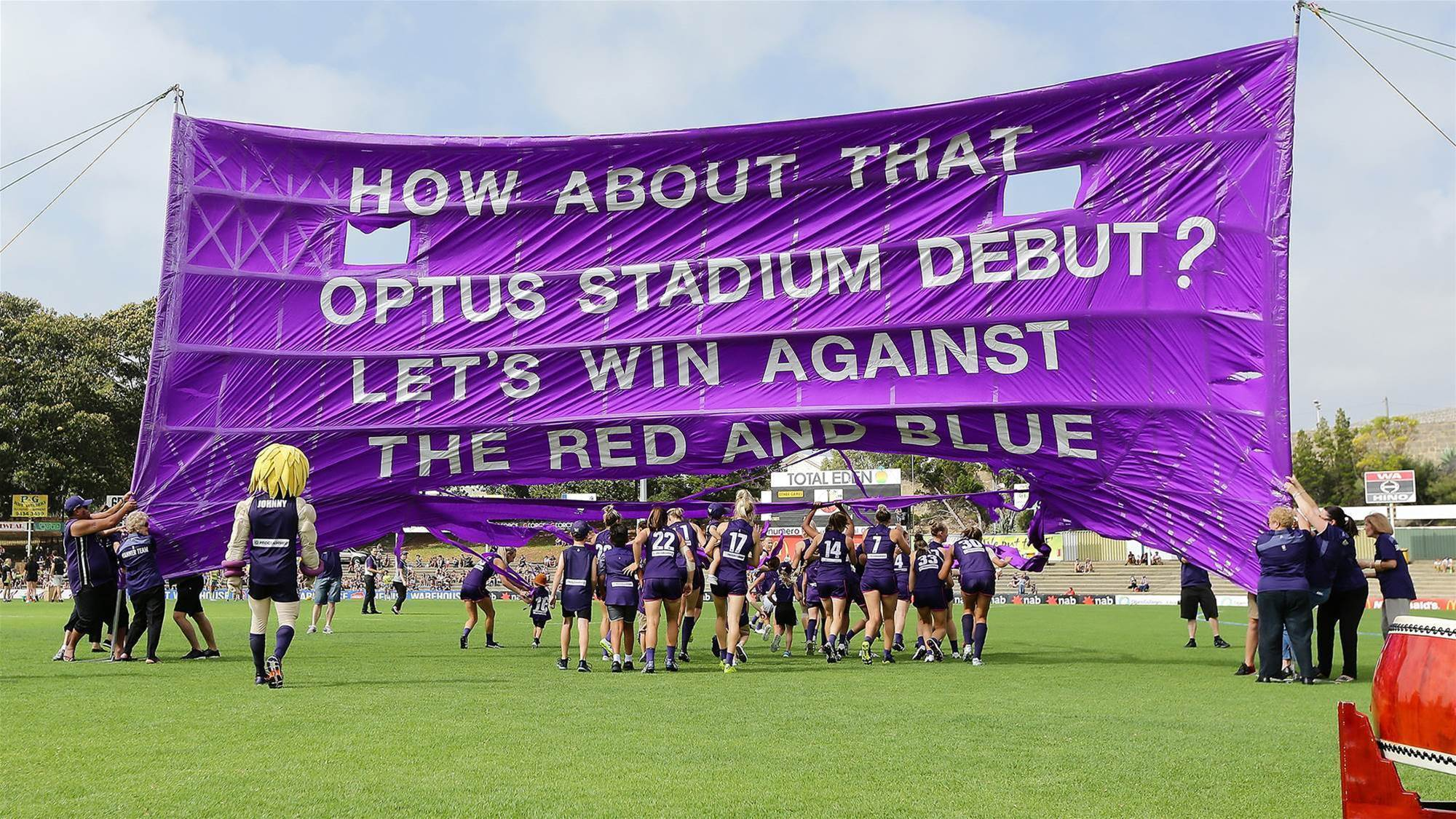 Dockers have a new coach
