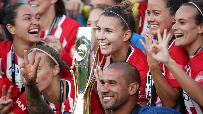 'Best in the league' Matilda determined to return to W-League finals